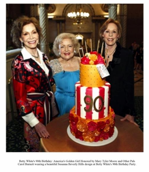 Betty White's 90th Birthday: America's Golden Girl