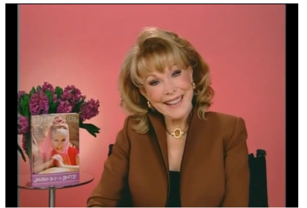 The lovely Barbara Eden is still a dream. She talks about the classic show and more.