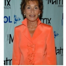 Judge Judy Sheindlin wearing Susanna Beverly Hills