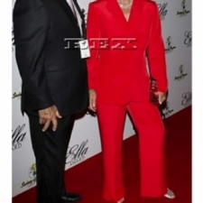 Judge Judy Sheindlin wears Susanna Beverly Hills