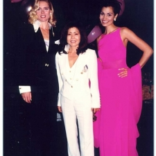 Supermodel Kim Alexa & Miss World Diana Hayden