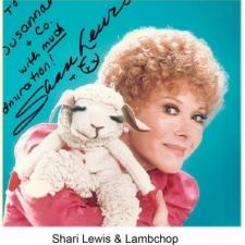 Shari Lewis & Lambchop, Shari
