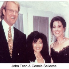 John Tesh & Connie Sellecca