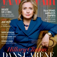 Hillary Clinton - Vanity Fair Magazine, France, August 2014