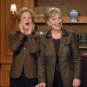 Hillary Clinton on Saturday Night Live