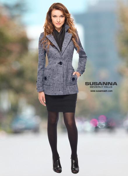 winter tweed jacket