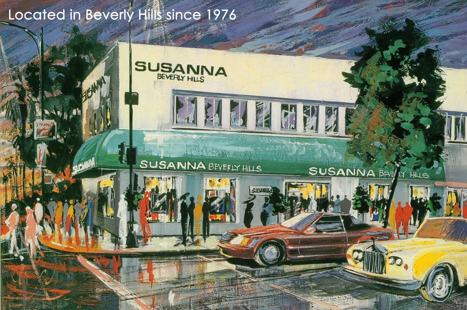 Located in Beverly Hills since 1976