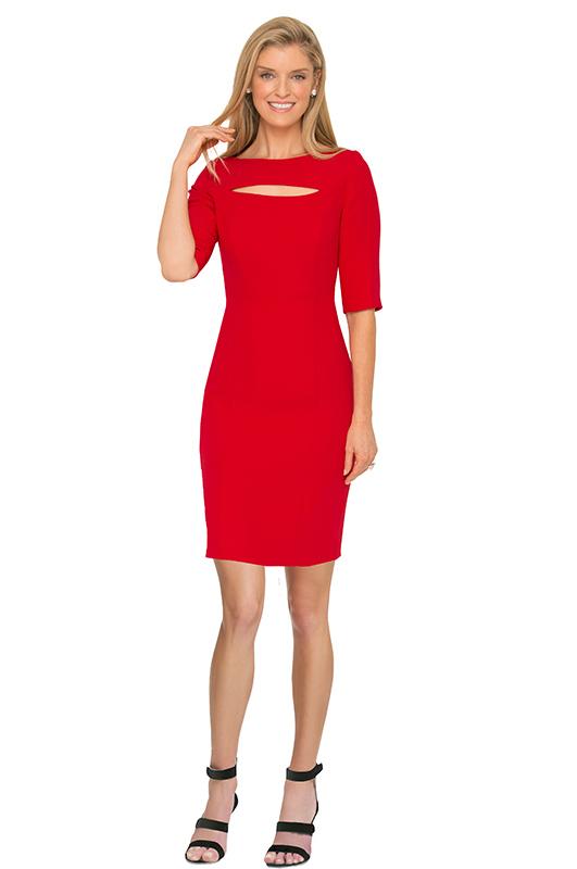 Haute couture business attire for women