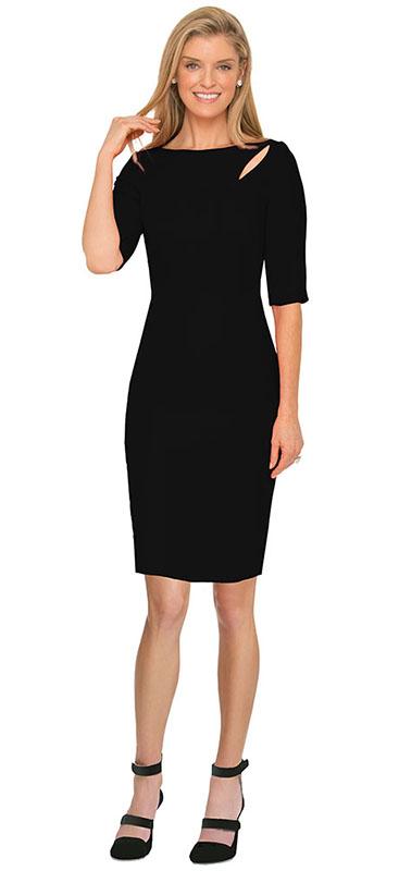 sexy-black-cocktail-dress