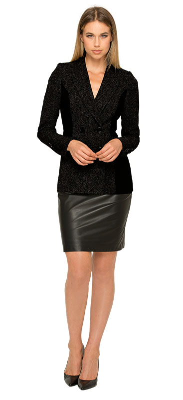 Modern Woman's Skirt Suit