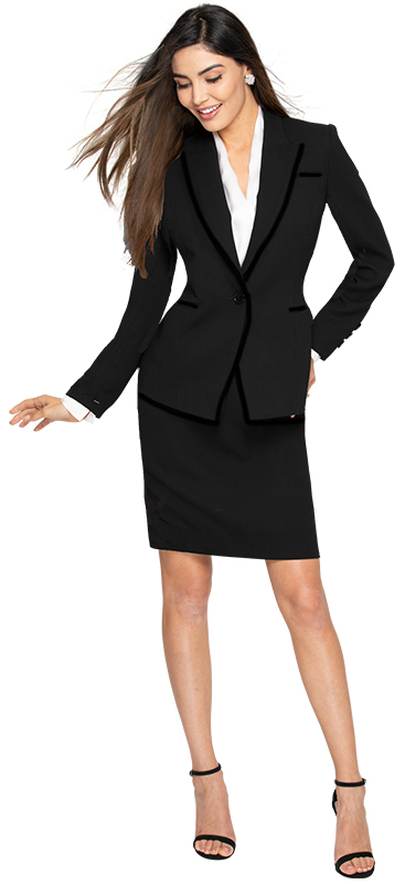 sexy-black-skirt-suit-detailed