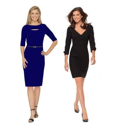 Susanna Beverly Hills Women's Collection, Successful Women Dress