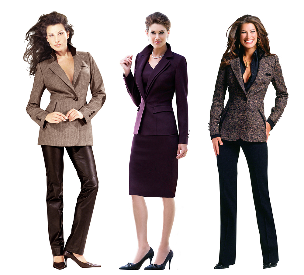 Successful Woman Business Attire, Susanna Beverly Hills