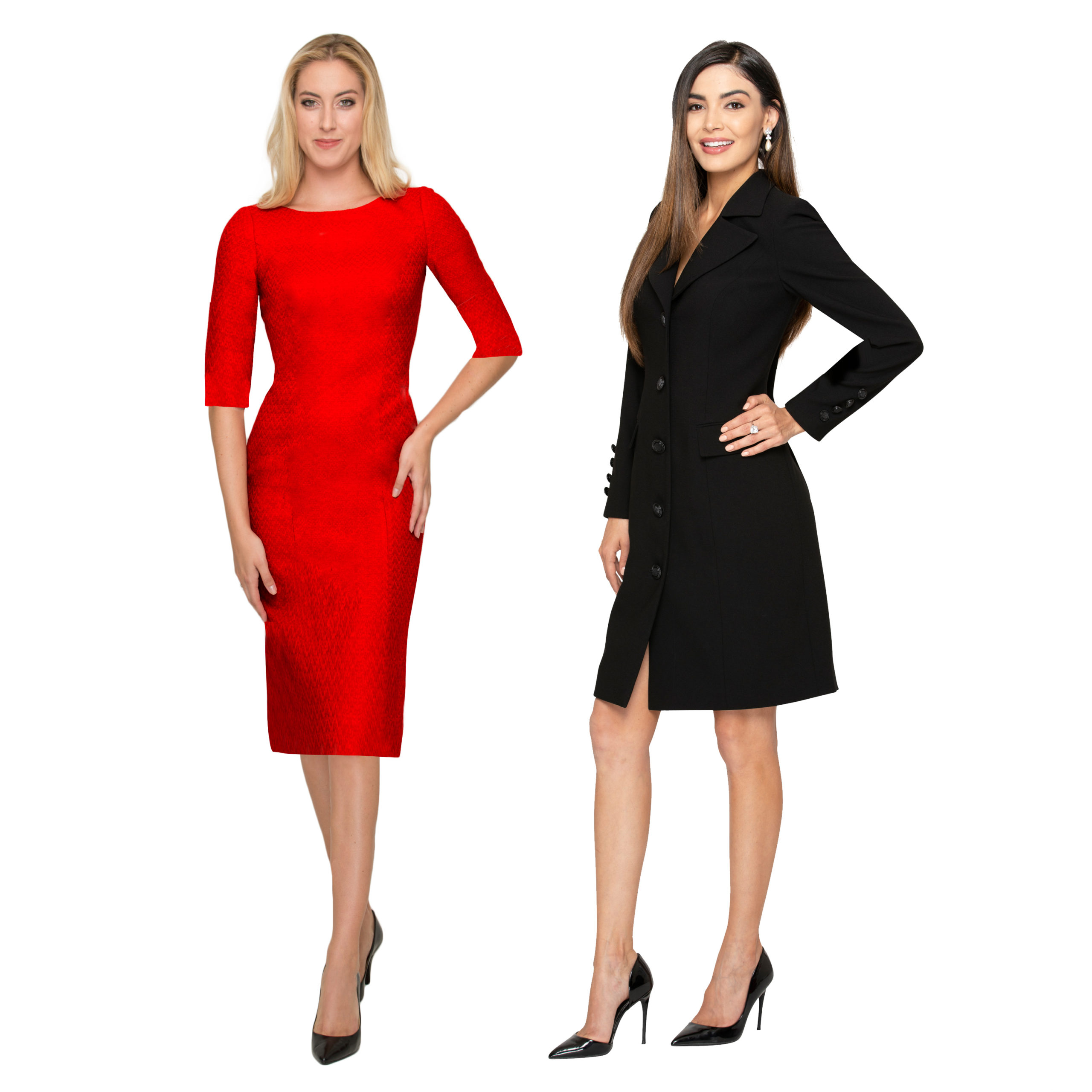 Business Couture | Susanna Beverly Hills Fashion