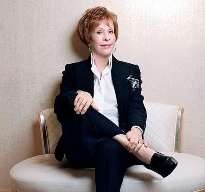 Business Couture ft. Carol Burnett | Beverly Hills Fashion