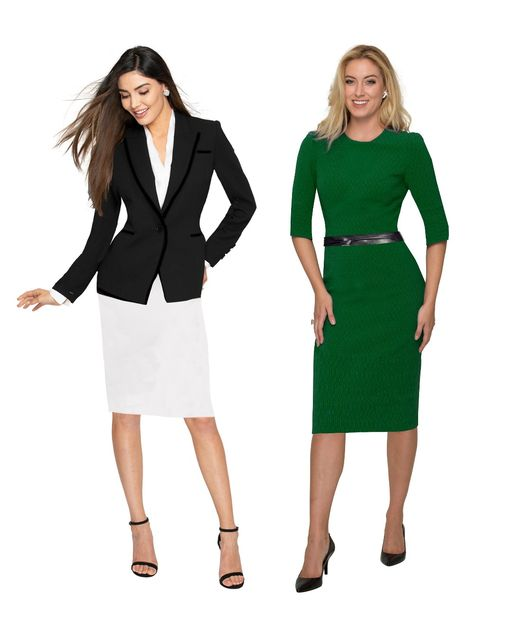 All about Business Fashion | Susanna Beverly Hills Fashion