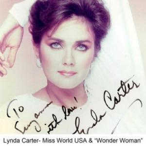 Linda Carter in Susanna Beverly Hills